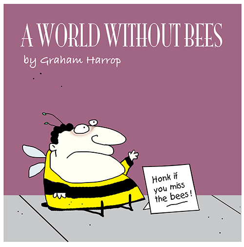 A World Without Bees Withouut