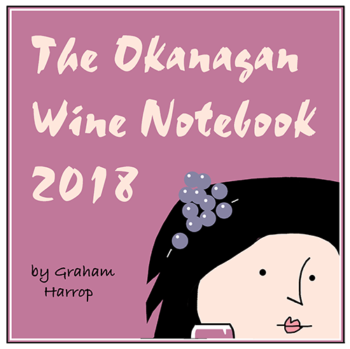 The Okanagan Wine Notebook
