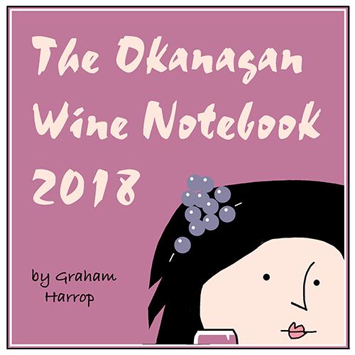 The Okanagan Wine Notebook