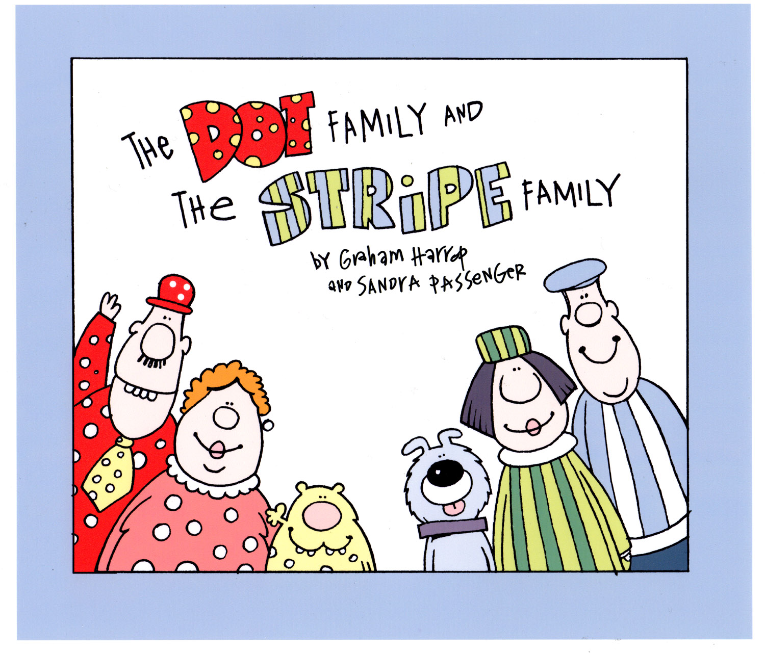 Dot and Stripe family-cover
